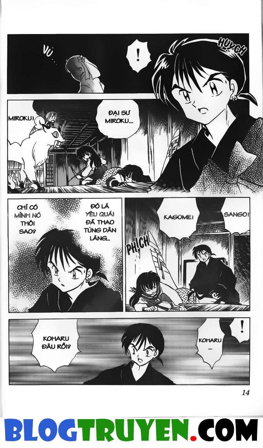 Inuyasha vol 16.1 trang 13