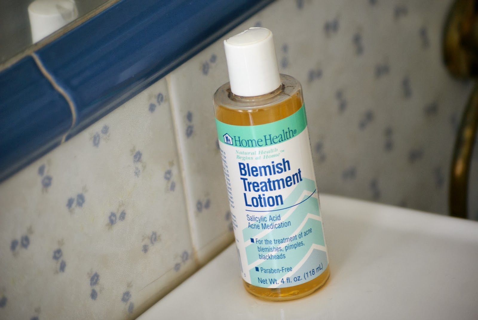 My beauty secret- Home health blemish treatment lotion!