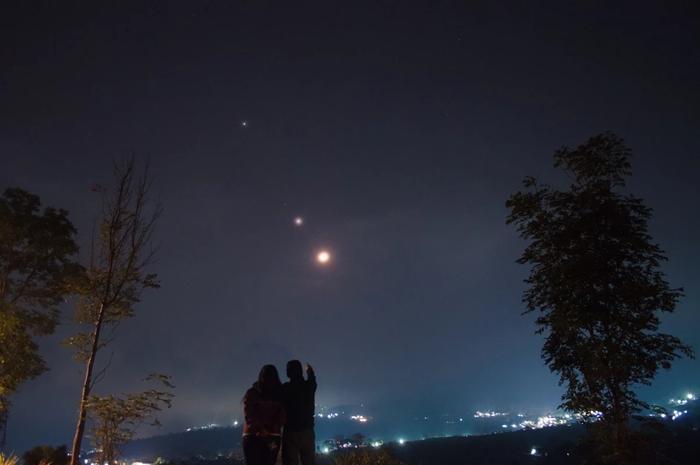 Yuk lihat planet tata surya sepanjang maret info astronomy