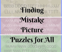 Find the mistake picture puzzles for children and adults