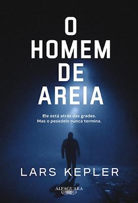 O homem de areia, de Lars Kepler