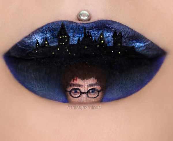 lip art ideas