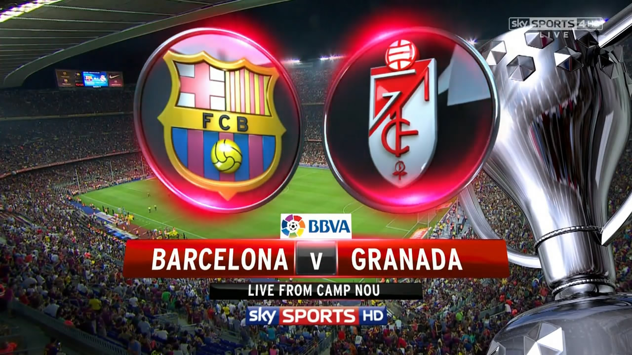 barcelona vs granada - photo #28