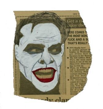 Lakaran Asal Watak Joker Dilelong Hanif Bin Idrus Blog
