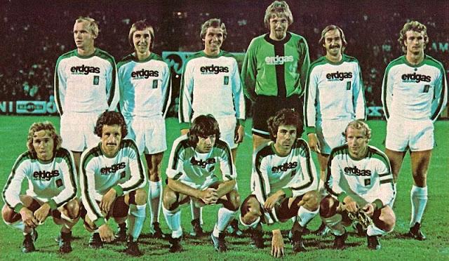 O Borussia Mönchengladbach dos Anos 70