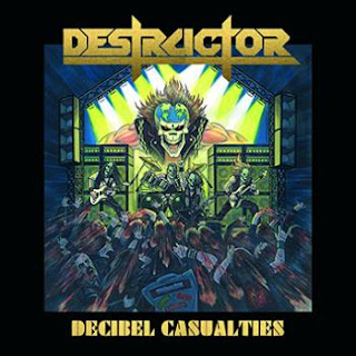 "Το trailer των Destructor για το album ""Decibel Casualties"""