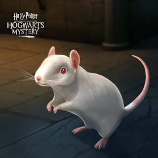 Harry Potter: Hogwarts Mystery Pet Rat