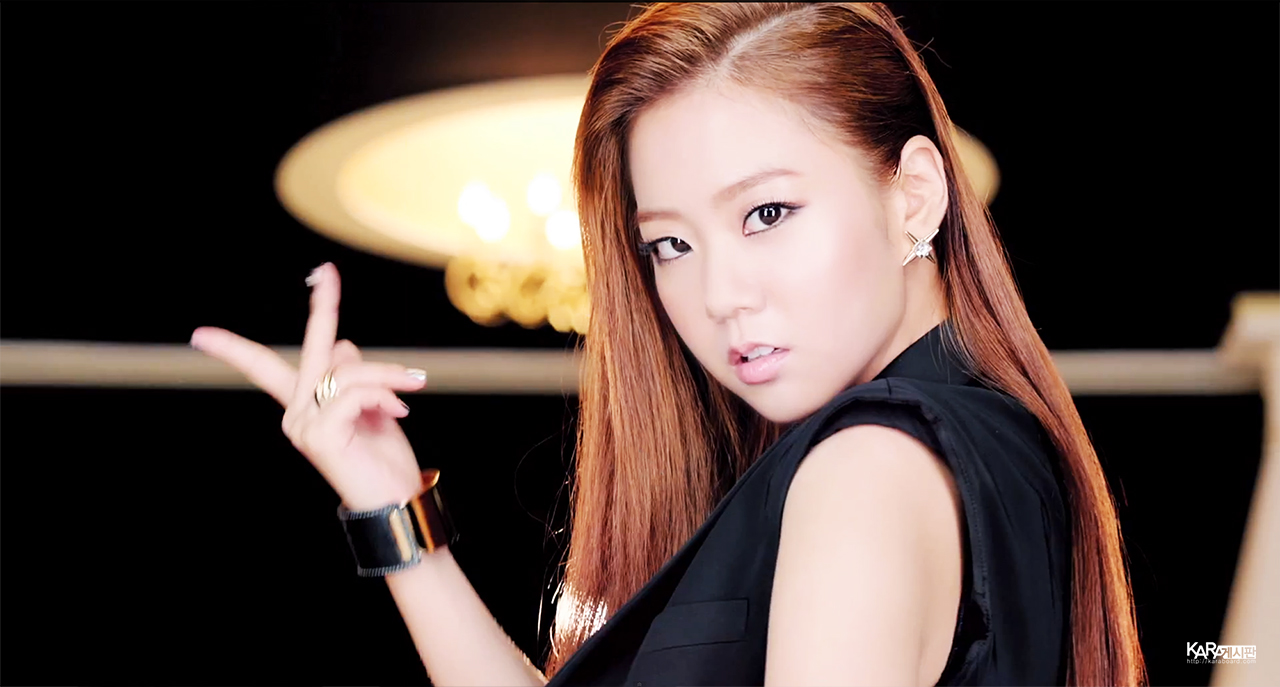 KARA: 130826 KARA Damaged lady teaser screencaps