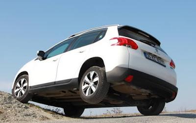 Peugeot 2008 1.6 e-Hdi Yorumları