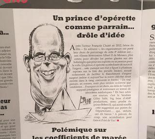 Le mois dernier dans le Sans-Culotte 85. Un Prince Albert en amont du Vendee Globe. ©Guillaume Néel