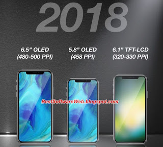 What are Apple Plans for 2018- There Are Three New iPhones