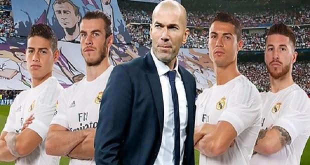 تشكيل ريال مدريد أمام برشلونة في مباراة الكلاسيكو