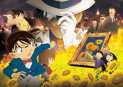 Download Download Detektif Conan Movie 19 Sunflowers of Inferno Subtitle Indonesia