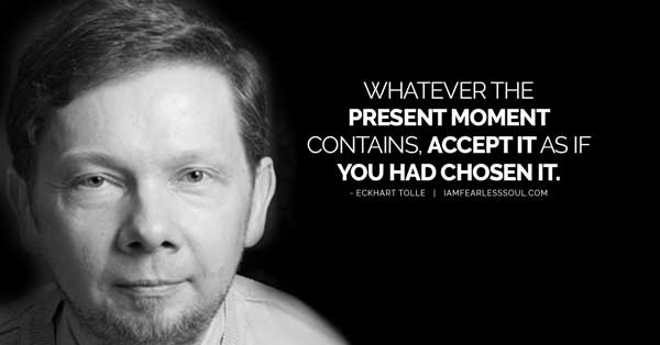 Quotes Eckhart Tolle: Just Watching The Wheels Go Round: Do You Ever Wonder What