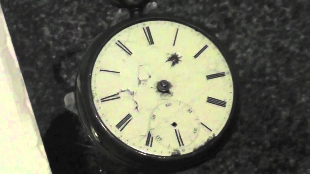 El Mito Del Reloj De Bolsillo De John Taylor Mundosionorg