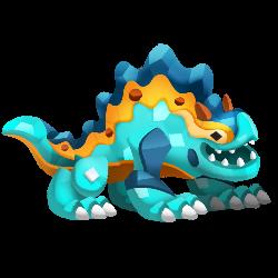 Third Birthday Dragon