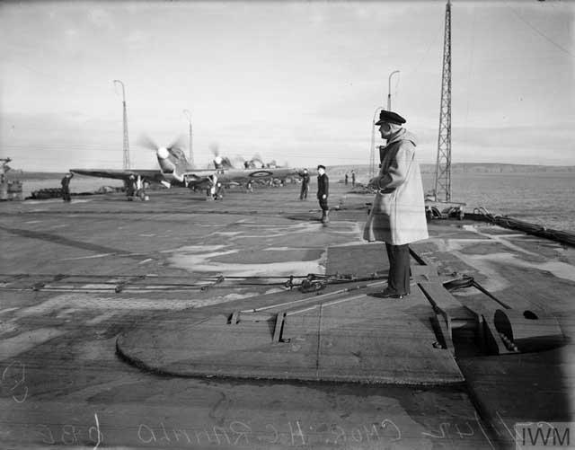HMS Victorious 7 January 1942 worldwartwo.filminspector.com
