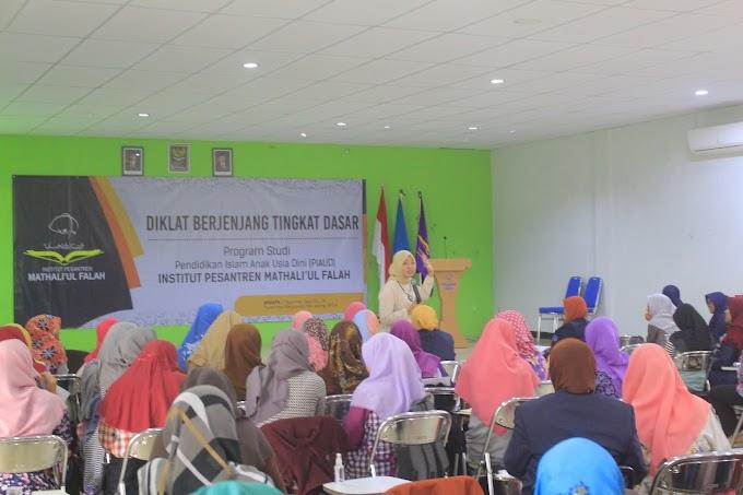 Diklat Berjenjang Tingkat Dasar Program Studi PIAUD IPMAFA