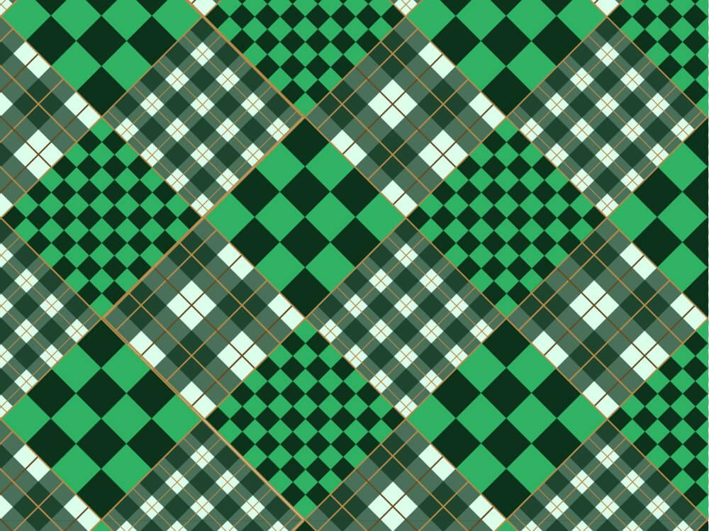 Square mood pattern