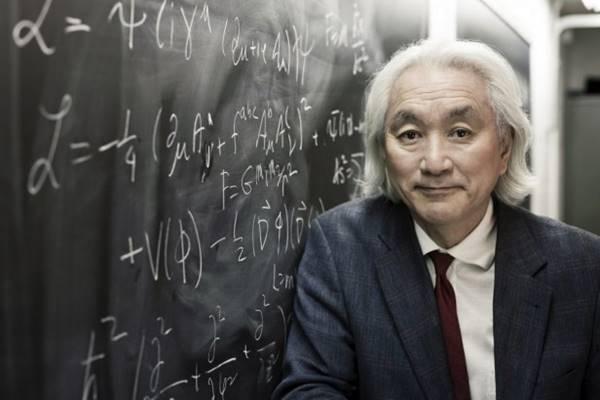 Dr. Michio Kaku, um dos físicos mais conceituados da atualidade