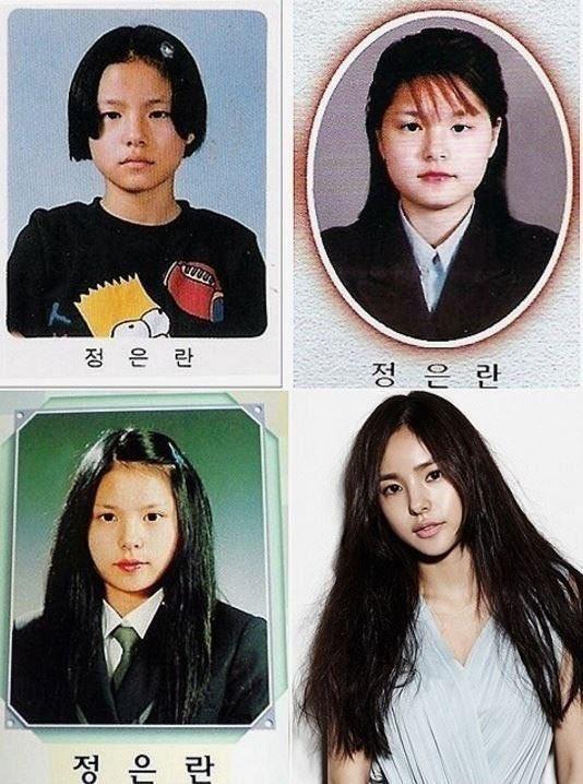 Min Hyorin`s Past Photos Revealed, Transformation Of A ... Hyorin Surgery