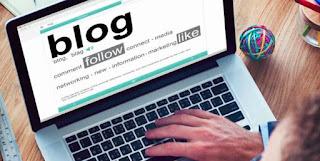 Menulis artikel blog agar muncul di halaman pertama