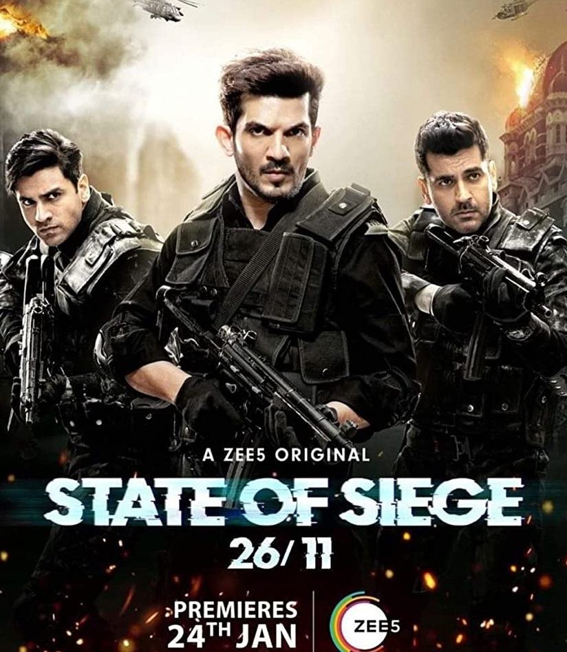 State of Siege 26/11 (2020) full hd S01 Complete Hindi Web Series 1.5GB Zee5 WEB-DL *264 720p