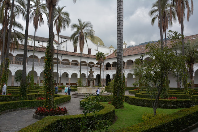 Saint Francis Monastery Quito