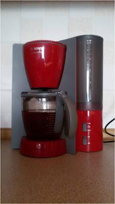 Γαλλικός καφές - φίλτρου.
