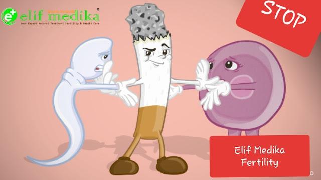 Merokok Mengurangi Kesuburan Sperma