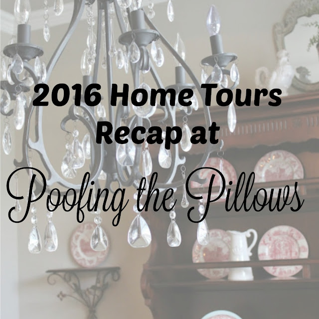 home tours at poofing the pillows, home tours, southern homes, cottage homes, craftsman homes, farmhouse