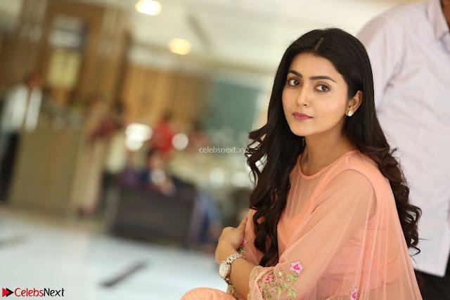 Avantika Mishra Looks beautiful in peach anarkali dress ~  Exclusive Celebrity Galleries 006.JPG