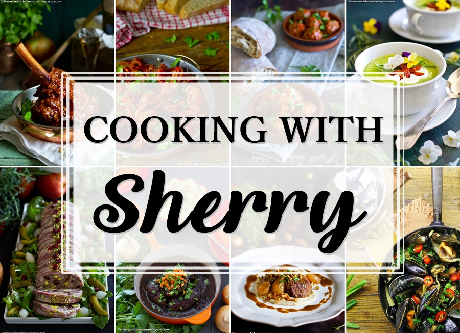 Under the Andalusian Sun_foodblog_wineblog_how to cook with sherry