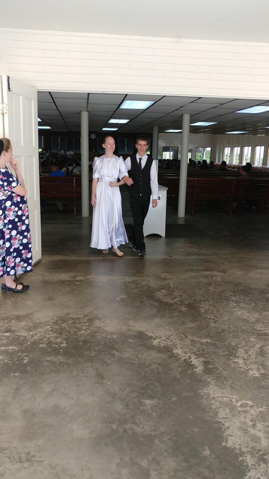 Another Mennonite Wedding