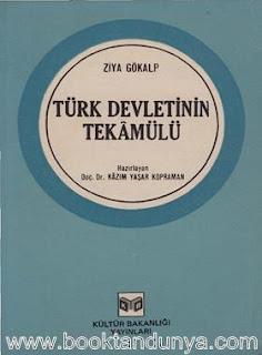 Ziya Gökalp - Türk Devletinin Tekamülü