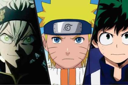 Mengapa Anime Jaman Sekarang Banyak yang Mirip?