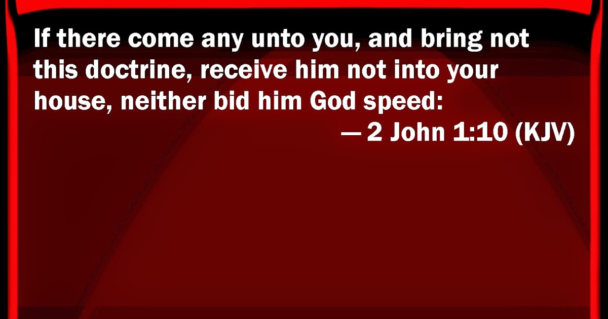 PRAY BIBLE PROMISES: 2 JOHN (4) |