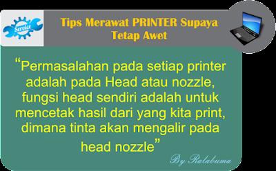 Tips Merawat Printer Supaya Tetap Awet