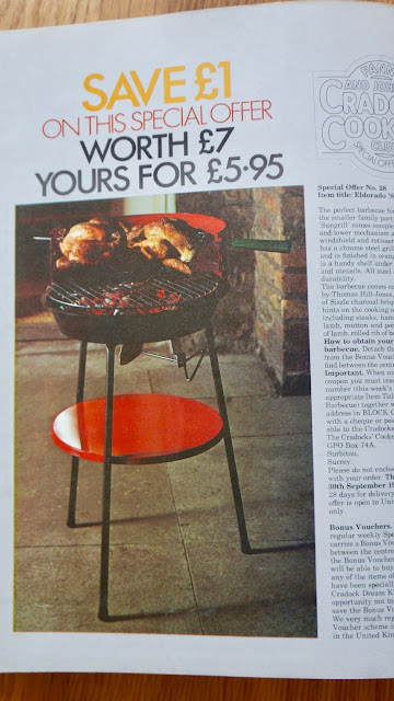 Fanny Cradock Barbecue