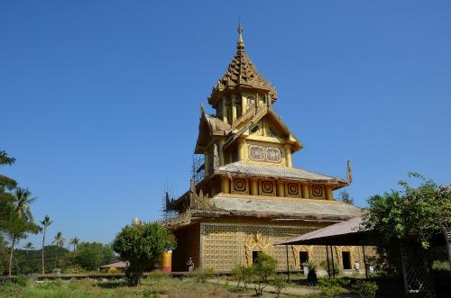 pałac Kanbawzathadi, Bago, Birma, Jola Stępień