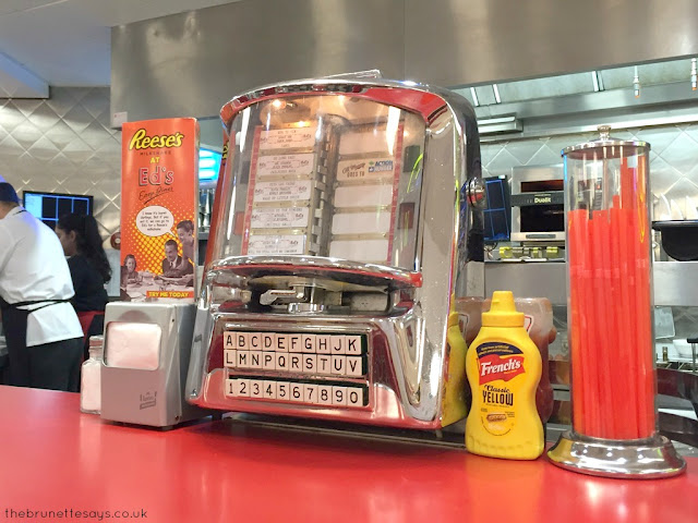 highcross, leicester, Ed's Diner, food, drink