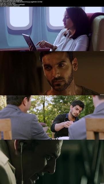 Force 2 2016 DVDRip 720p Hindi