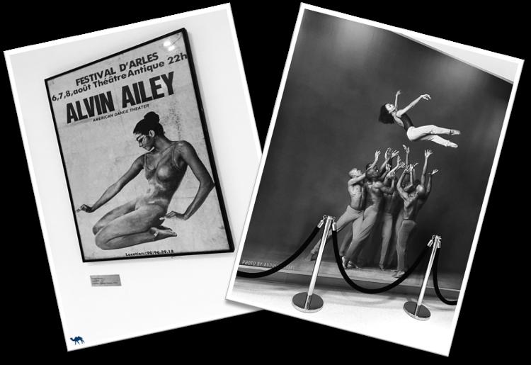Le Chameau Bleu - Cours de Danse à New York chez Alvin Ailey