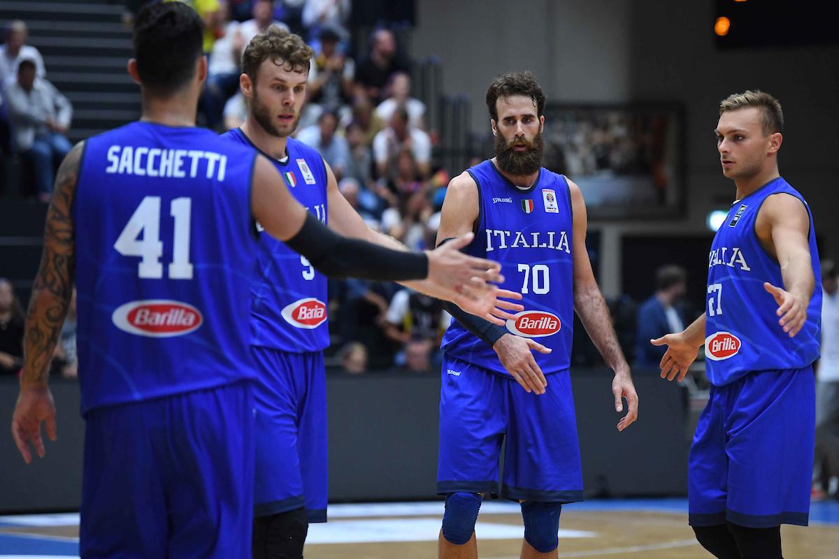 Il 14 settembre al PalaDozza prima partita del Gruppo J della Nazionale  Italiana Pallacanestro. Basket ... 89335d034ec6