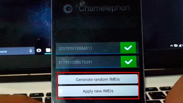 Cómo cambiar el IMEI de un teléfono LG Magna