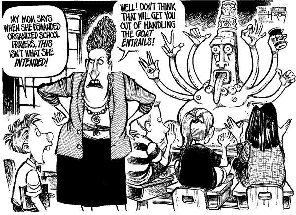 Public Prayer in Schools Pros and Cons
