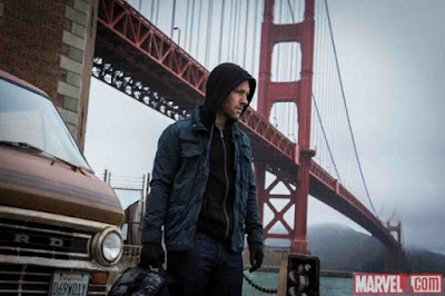 Paul Rudd as Scot Lang in Ant-Man, Directed by Peyton Reed