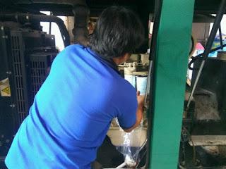 TUKANG SERVICE GENSET KELAPA GADING JAKARTA
