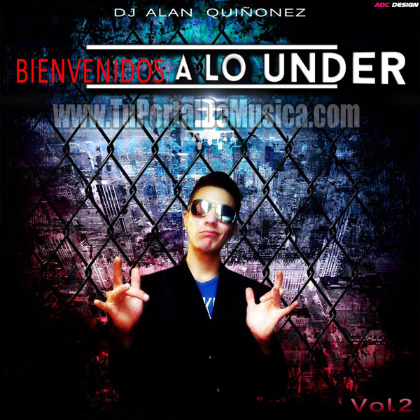 Dj Alan Quiñonez A Lo Under Vol. 2 (2017)
