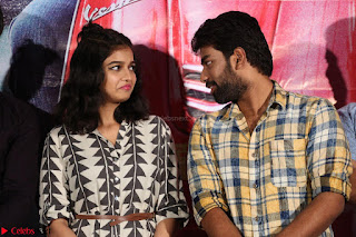 Swathi Reddy Looks super cute at London Babulu theatrical trailer launch ~ Exclusive 004
